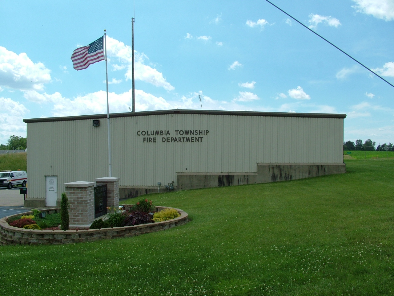 Columbia Township Fire Dept.